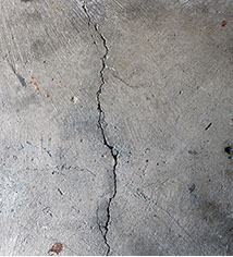The Mja Co Concrete Crack Repair